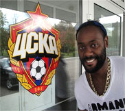 Вагнер Лав - возвращение в ЦСКА 2013