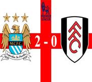 Манчестер Сити - Фулхэм (2:0) (19.01.2013) Видео Обзор