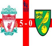 Ливерпуль - Норвич (5:0) (19.01.2013) Видео Обзор