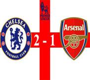 Челси - Арсенал (2:1) (20.01.2013) Видео Обзор