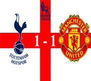 Тоттенхэм - Манчестер Юнайтед (1:1) (20.01.2013) Видео Обзор