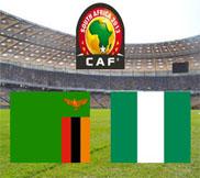 Замбия - Нигерия (1:1) (25.01.2013) Видео Обзор