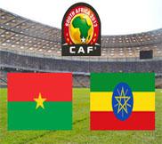 Буркина Фасо - Эфиопия (4:0) (25.01.2013) Видео Обзор