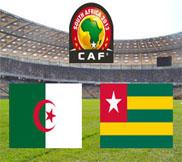 Алжир - Того (0:2) (26.01.2013) Видео Обзор