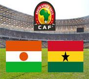 Нигер - Гана (0:3) (28.01.2013) Видео Обзор