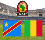 ДР Конго - Мали (1:1) (28.01.2013) Видео Обзор