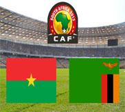 Буркина Фасо - Замбия (0:0) (29.01.2013) Видео Обзор