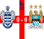 КПР - Манчестер Сити (0:0) (29.01.2013) Видео Обзор