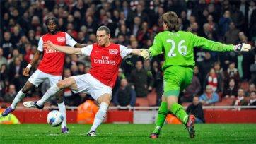 «Арсенал» ищет усиление