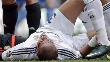 «Реал» потерял одного из ведущих защитников