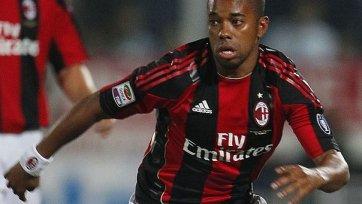 Робиньо может покинуть «Милан» в январе