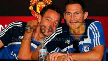 В «Манчестер Юнайтед» есть место и для Терри!