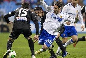 «Сарагоса» стала еще одним участником 1/4 кубка