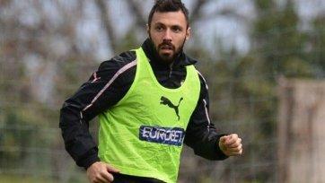 Доссена стал игроком «Палермо»