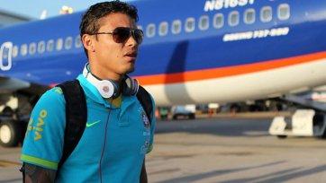 Тиаго Силва выбыл из строя на месяц
