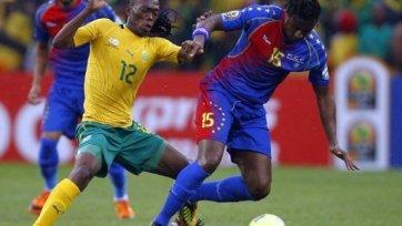 В стартовом матче Кубка Африки голов забито не было