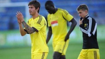 Федор Смолов до конца сезона останется в «Анжи» до конца сезона