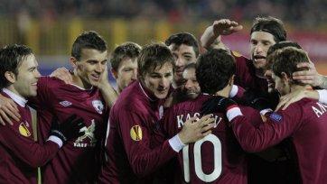 «Рубин» не смог обыграть чемпиона Молдовы