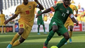Очередная ничья на Кубке Африки