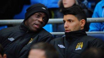 Марио Балотелли останется в «Манчестер Сити»