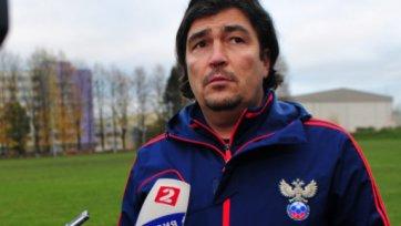 Николай Писарев остался в молодежной сборной России
