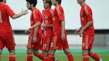 Сборная России не без труда вышла в полуфинал Кубка Содружества