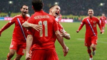Молодежка России получит в свое распоряжение двух игроков националки