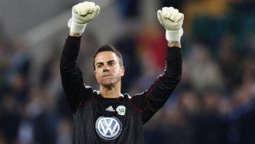 Диего Бенальо заключил новое соглашение с «Вольфсбургом»