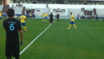 «Ростов» забил семнадцать голов в ворота турецкой команды