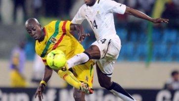 Гана одержала первую победу на турнире