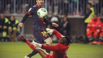 «Реал» сыграет с «Барселоной» в полуфинале Кубка Испании