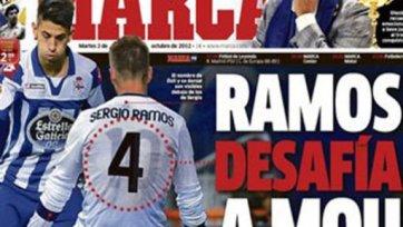 «Marca» - «Реал Мадрид» - история набирает обороты