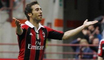 Матье Фламини отказался покидать «Милан»