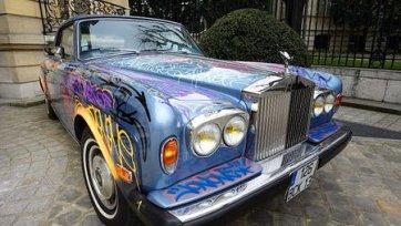 Эрик Кантона отдал свой Rolls-Royce на благотворительность.