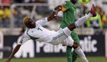Эменике снова забивает, Нигерия снова не выигрывает