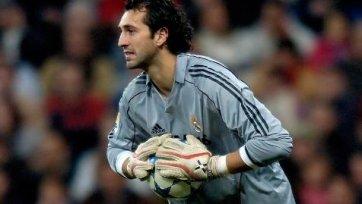 «Реал» не стал затягивать и подписал вратаря