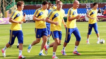 Стал известен состав сборной Украины на матч против Норвегии