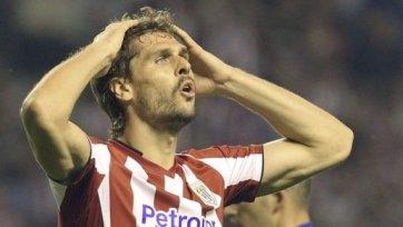 Фанаты «Атлетика» не хотят видеть Льоренте в клубе