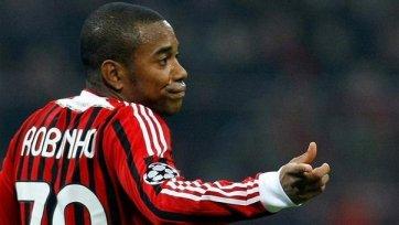Робиньо счастлив в «Милане» и уходить не собирается