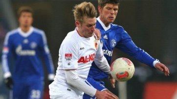 «Шальке» не смог переиграть «Аугсбург»
