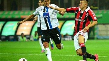 «Милан» одержал минимальную победу