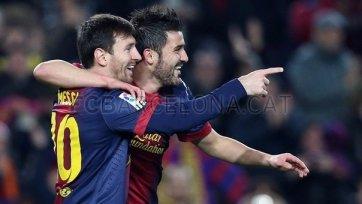 Лионель Месси оформил покер, «Барселона» разгромила «Осасуну»