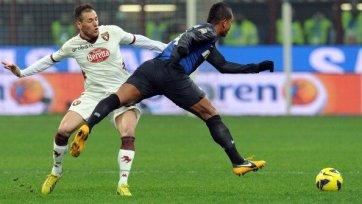 «Интер» не смог переиграть «Торино»