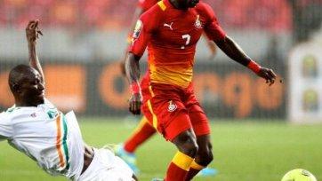 Гана уверенно вышла в четвертьфинал