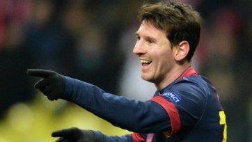 Лионель Месси все еще не продлил контракт с «Барселоной»