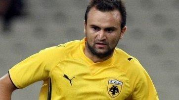 «Ворскла» усилилась защитником сборной Греции