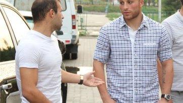 Гёкхан Тере вновь тренируется с «Рубином»