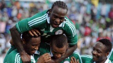 Два пенальти вывели сборную Нигерии в плей-офф