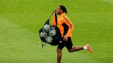 «Шанхай Шеньхуа» обратится в ФИФА по делу о переходе Дрогба в «Галатасарай»