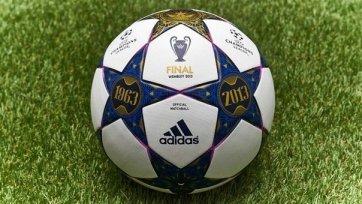 К финалу Лиги чемпионов на «Уэмбли» все готово